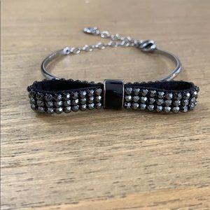NWOT Swarovski Bow Bracelet